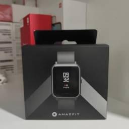 Relógio inteligente da Xiaomi. Amazfit Bip com GPS. Novo lacrado com garantia e entrega