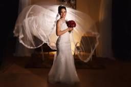 Vestido de noiva ? sereia ?