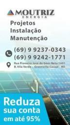 Painel Solar, economize energia em ate 95%