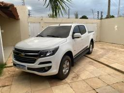 S10 lt 17/18 automática 4x4 diesel vendo ou troco - 2018