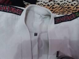 Kimono completo tamanho A3 judo