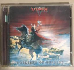 Viper - Soldiers of Sunrise/Theatre of Fate - CD