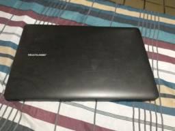 Notebook Multilaser semi novo.