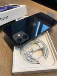 Iphone 12 NOVO! Lacrado Na Caixa! Em até 12x com taxas