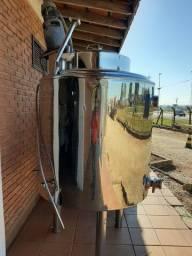Misturador em aço inox 750 litros