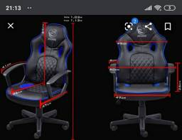 Cadeira Gamer MAD Racer STI Master