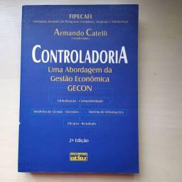 Livro usado de Controladoria