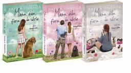 Livros NOVOS da Autora : Paula Pimenta, temporada 1, 2 e 3