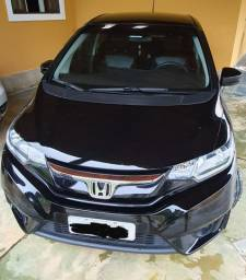 Honda Fit elx cvt aut 2016 impecavel , troca +- Valor