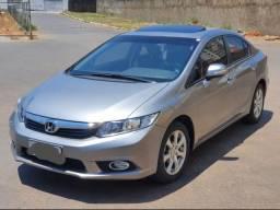 Honda Civic 2.0 Exr Flex Aut 2014