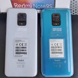 Smartphone Xiaomi Redmi Note 9s !28GB Novo Lacrado