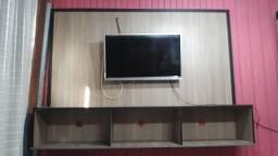 Painel de MDF estante, rack