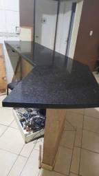 Título do anúncio: mesa de Mamoré  preto são Gabriel