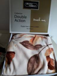 Cobertor novo