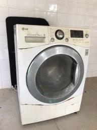 Título do anúncio: Lavadora e secadora LG