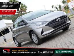 HYUNDAI HB20 2021/2021 1.0 12V FLEX SENSE MANUAL
