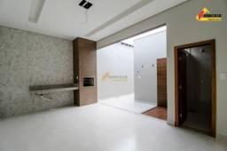 Casa Residencial à venda, 3 quartos, 1 suíte, 2 vagas, Vila Romana - Divinópolis/MG