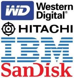 Recuperação de Dados (fotos, documentos, vídeos) em Disco Rígido (HD) (WD)