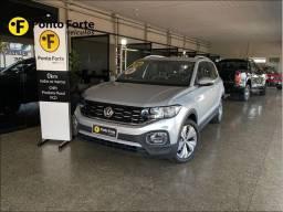 Título do anúncio: Volkswagen T-Cross 1.4 250 TSI TOTAL FLEX HIGHLINE AUTOMATICO