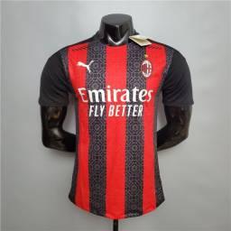 Camisa do Milan 20/21 versão jogador