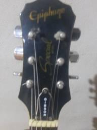 Título do anúncio: Guitarra less pool epiphone /GIBSON