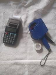 Título do anúncio: Etiquetadora cis e calculadora Elgin compacta ma-5111