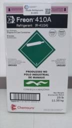 Fluido Refrigerante R-410A / Gás Refrigerante