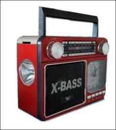 Rádio Am/ FM USB