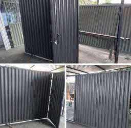 Portões e grades para janelas portas sociais