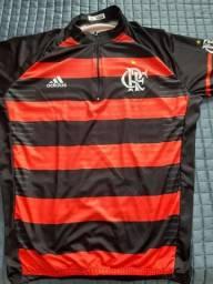 Camisa ciclismo Flamengo