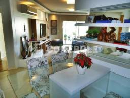 Lindo apartamento à venda, 3 dormitórios, 1 suíte, 2 vagas Balneário, Florianópolis.