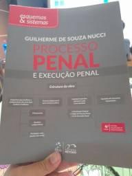 Livro Processo Penal e Execução Penal