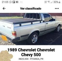 Título do anúncio: CHEVY 500