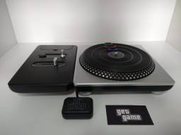 Título do anúncio: Pick up DJ Hero PS3 + Jogo