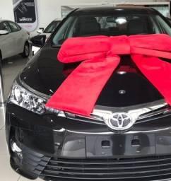 Vendo Corolla XEI 2019 único dono!