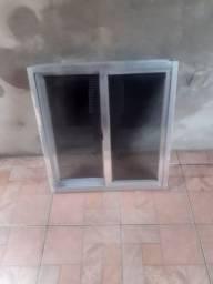 Título do anúncio: Vendo janela de alumínio