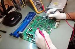 Assistência técnica em balanças e eletrônicos em geral e etc