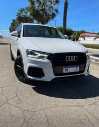 Audi Q3 2015/2016 - 56 Mil km rodados - Ipva PAGO - Carro para exigentes .