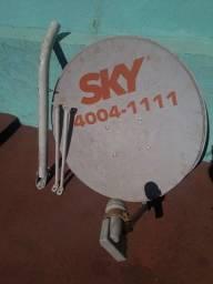 Vendo Antena TV acabo.