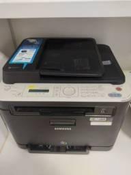 Título do anúncio: Impressora colorida a laser clx 3185