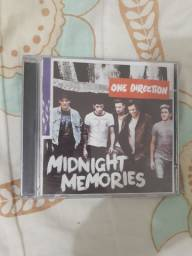 CD One Direction Midnigth Memories