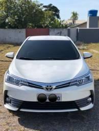 Corolla Xei branco pérola 2018 LINDO!!!!!