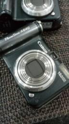 Título do anúncio: Cãmera Dgital Canon A640 Lote (Parts) para conserto ou retirada de peças