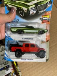 Pick-up hot wheels