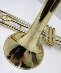Trombone de Pisto Weingrill & Nirschl Sib Usado com Bag Luxo