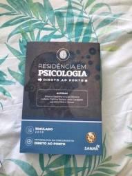 Título do anúncio: livro Residência em Psicologia: Direto ao Ponto