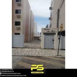 Apartamento com 3 dormitórios à venda, 70 m² por R$ 150.000 - Jardim Cidade Universitária