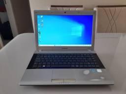 Notebook Samsung i3 - 2? Geração  RV 420 com SSD 240gb