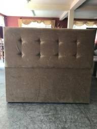 Cabeceira cama box de casal