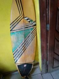 Prancha de surf pra vender logo